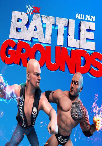 دانلود بازی WWE 2K BATTLEGROUNDS
