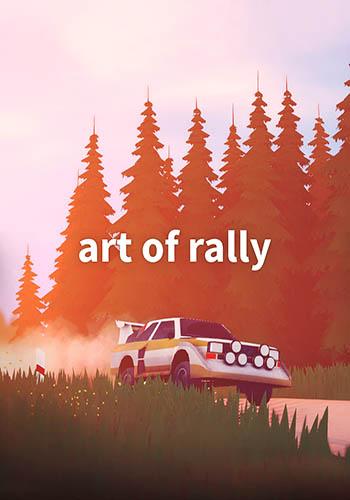 دانلود بازی ART OF RALLY