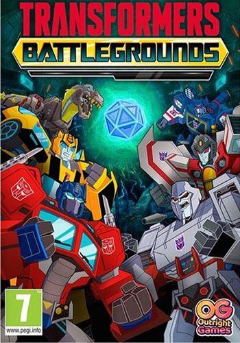 دانلود بازی Transformers: Battlegrounds