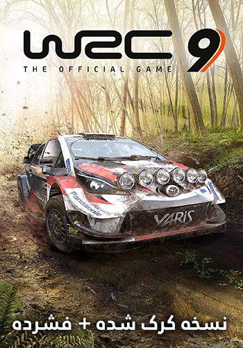 دانلود بازی WRC 9 FIA World Rally Championship برای کامپیوتر + فشرده