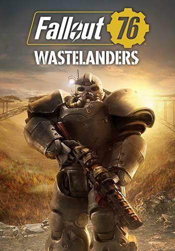 دانلود بازی Fallout 76 Wastelanders