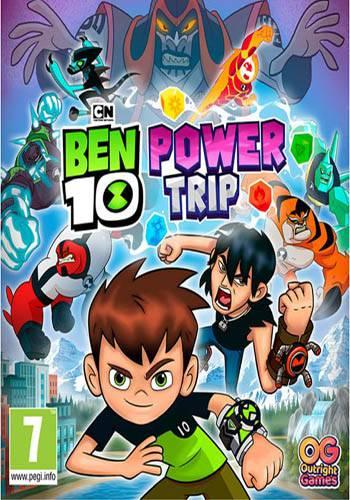 دانلود بازی Ben 10 Power Trip