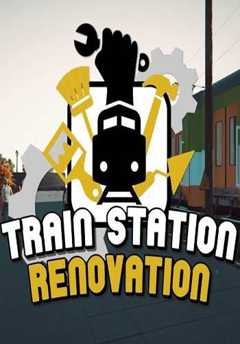 دانلود بازی Train Station Renovation