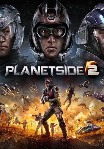 دانلود بازی PlanetSide 2