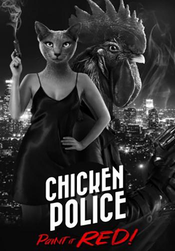دانلود بازی CHICKEN POLICE