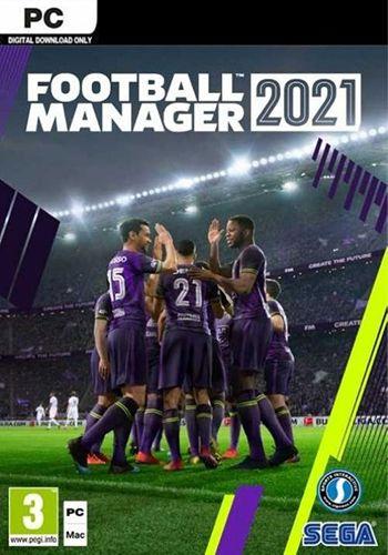 دانلود بازی Football Manager 2021