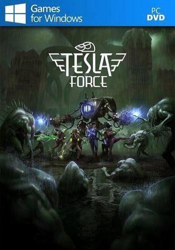 دانلود بازی Tesla Force