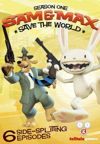دانلود بازی Sam and Max Save the World فشرده برای کامپیوتر