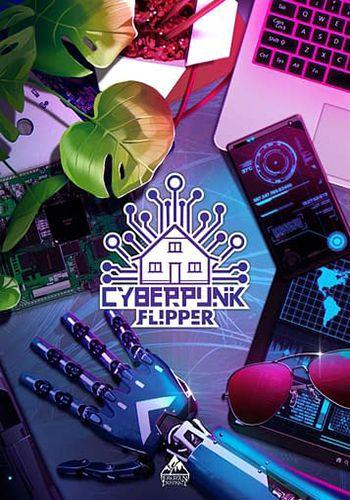 دانلود بازی House Flipper Cyberpunk فشرده برای کامپیوتر