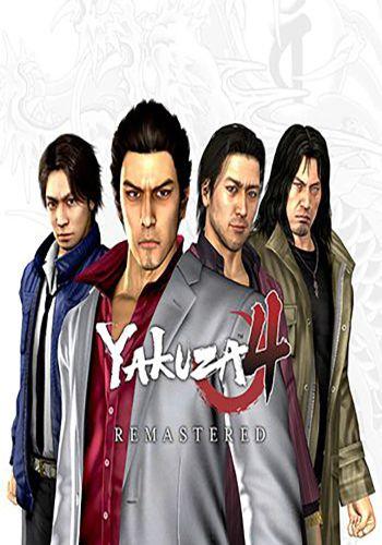 دانلود بازی Yakuza 4 Remastered