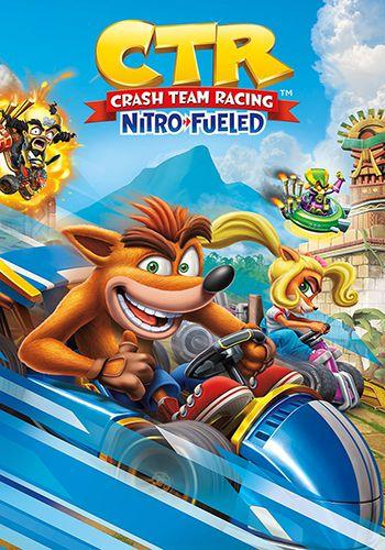 دانلود بازی Crash Team Racing Nitro-Fueled فشرده برای کامپیوتر