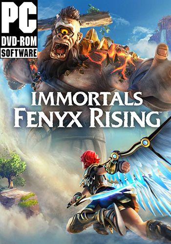 دانلود بازی Immortals Fenyx Rising فشرده برای کامپیوتر