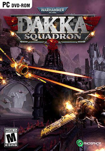 دانلود بازی Warhammer 40000 Dakka Squadron فشرده برای کامپیوتر