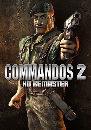 دانلود بازی Commandos 2 HD Remaster