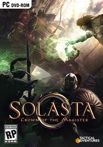 دانلود بازی Solasta Crown of the Magister