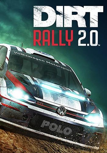 دانلود بازی DiRT Rally 2.0 فشرده برای کامپیوتر (نسخه v1.16.0 + All DLCs )