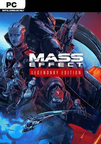 دانلود بازی Mass Effect Legendary Edition