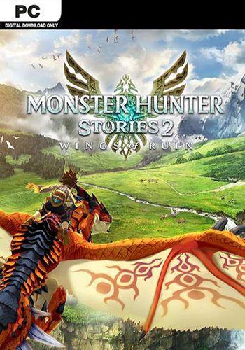 دانلود بازی MONSTER HUNTER STORIES 2 WINGS OF RUIN