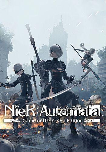 دانلود بازی NieR Automata Game of the YoRHa Edition فشرده برای کامپیوتر