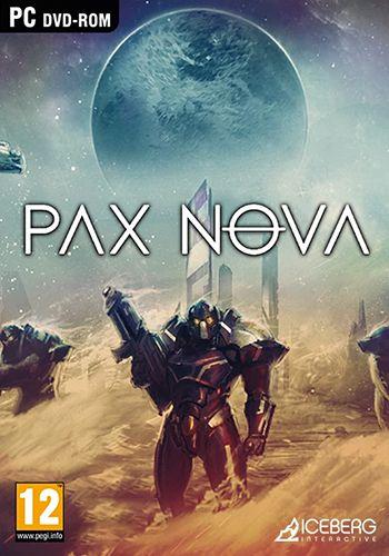 دانلود بازی Pax Nova Beyond the Rift فشرده برای کامپیوتر