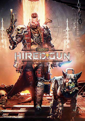 دانلود بازی Necromunda Hired Gun فشرده برای کامپیوتر