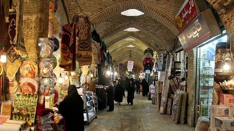 بازار سنتی زنحان