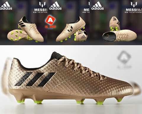 PES 2017 New Adidas Messi Turbocharge Boot - کفش جدید لیونل مسی برای PES 2017