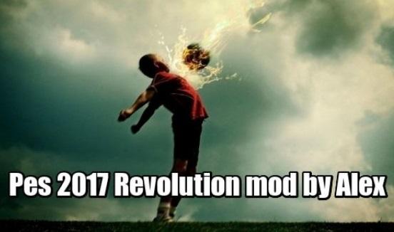 PES 2017 Revolution Mod Update 4.0 Gameplay Patch by Alex - گیم پلی جدید Patch Revolution Mod 4.0 برای Pes 2017