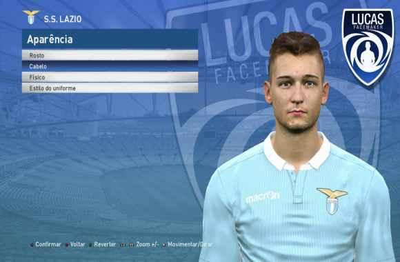 PES2017 Leitner Face by Lucas Facemaker - فیس و موی جدید Moritz Leitner بازیکن تیم (آگزبورگ) برای Pes 2017