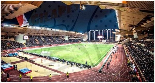 Stadium Repack Preview 1 - دانلود استادیوم تیم موناکو PES 2017 Stade Louis II