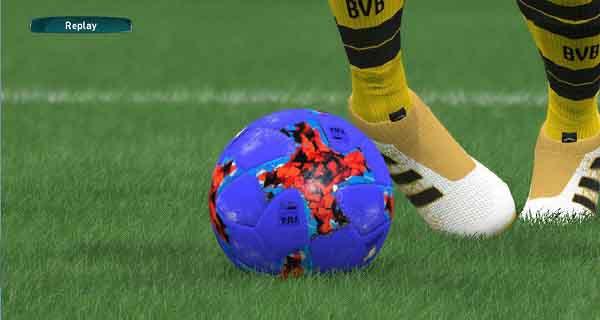 photo ۲۰۱۷ ۰۴ ۰۷ ۱۶ ۳۱ ۴۲ - توپ جام جهانی فوتبال ساحلی برای PES 2017