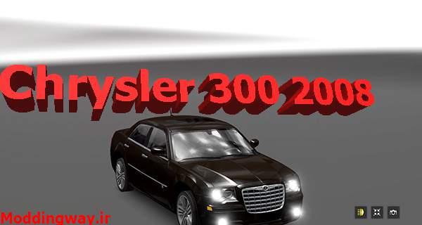 دانلود ماشین Chrysler برای یوروتراک2