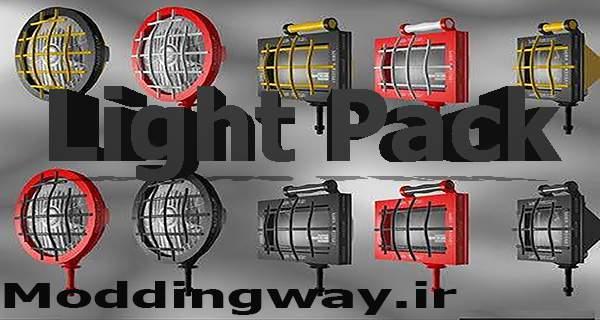 light pack 1 ModLandNet22 - دانلود Light Pack برای یوروتراک 2