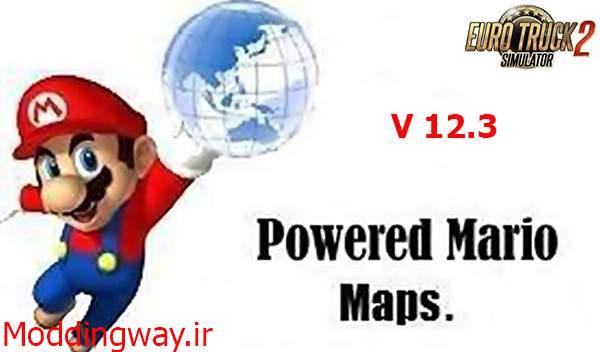 دانلود Map Mario v12.3  برای یوروتراک 2 [ اپدیت شد ]