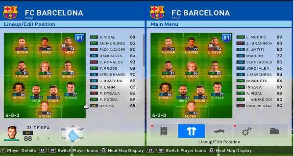 Screenshot 277 - دانلود فایل اماده مستر لیگ بارسا برای pes 2017
