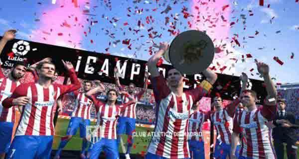 دانلود کاپ قهرمانی لیگ های اسپانیا برای PES 2017