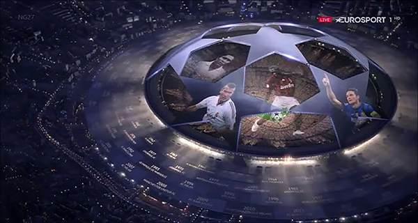 شریفات - دانلود فیلم ورودی و سرود جدید لیگ قهرمانان اروپا برای PES2017