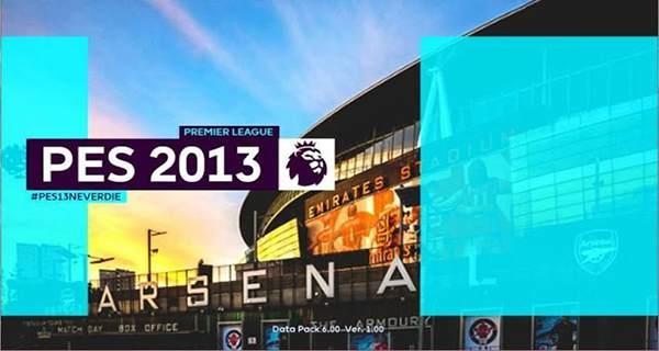 دانلود گرافیک لیگ انگلیس برای PES2013