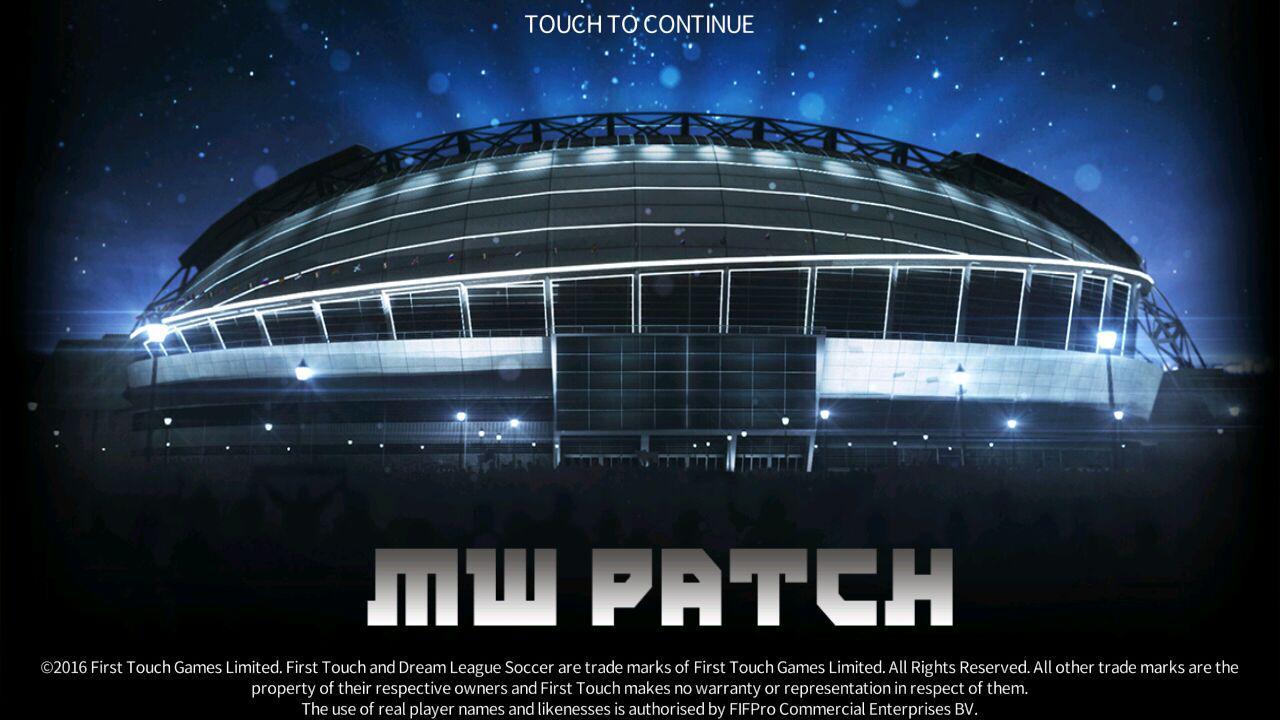 دانلود پچ Dream League MW PATCH برای اندروید