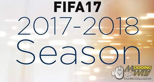 دانلود اپدیت انتقالات و دیتابیس FIFA17 تا 22 شهریور 96