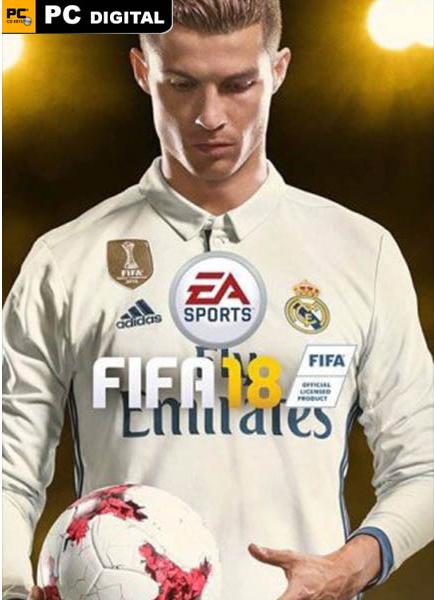 فیفا18 برای کامپیوتر - دانلود بازی FIFA18 برای PC + نسخه FitGirl با حجم 23 گیگ