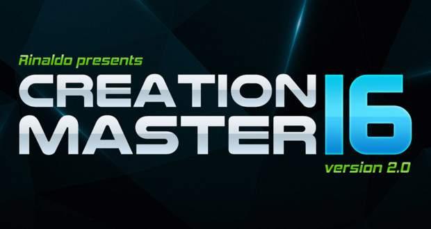 افزار creation master 16 - دانلود نرم افزار Creation Master 16 V2 برای FIFA16