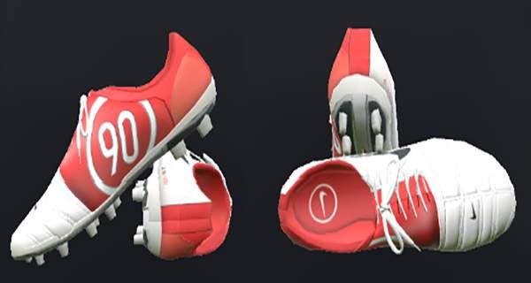 PES2017 Nike Total 90 Boots by T09 - دانلود کفش Nike Total 90 Boots برای PES2017 توسط Tisera09
