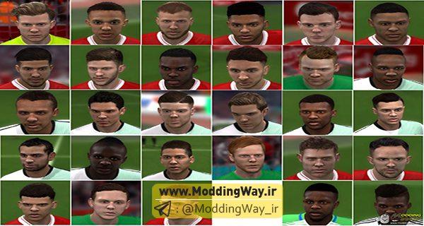 دانلود مگا فیس پک لیورپول برای FIFA14 – شامل 29 فیس