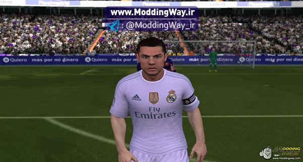 big 2 3 - دانلود فیس تبدیل شده رونالدو از فیفا17 برای FIFA14