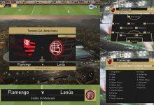 لیبرتادورس برای PES2018 220x150 - اسکوربورد Libertadores برای PES2018 توسط Arthur Torres
