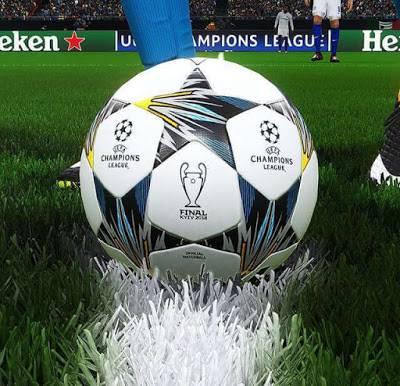 توپ فینال لیگ قهرمانان اروپا برای PES2018 توسط Hawke