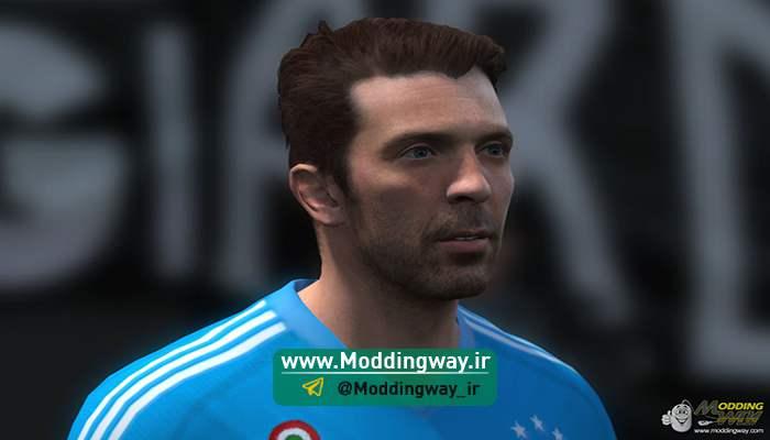 دانلود فیس بوفون تبدیل شده از FIFA18 برای FIFA14
