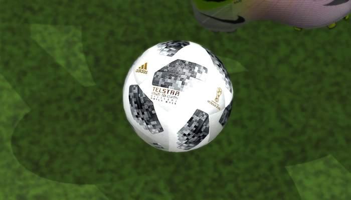 دانلود توپ جام جهانی 2018 برای FIFA14