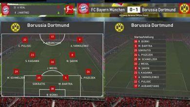 PES 2017 New Scoreboard Bundesliga 2017 2018  390x220 - دانلود اسکوربورد بوندسلیگا برای PES2017 (نسخه جدید)